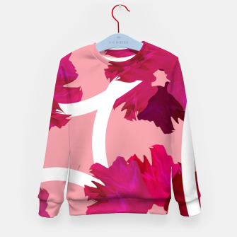 Thumbnail image of Rose flowers  Kid's sweater, Live Heroes