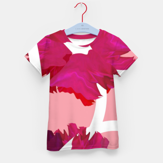 Thumbnail image of Rose flowers  Kid's t-shirt, Live Heroes