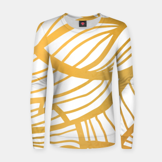 Miniatur Golden Summer Women sweater, Live Heroes