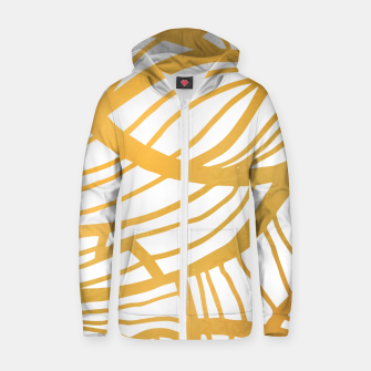 Thumbnail image of Golden Summer Zip up hoodie, Live Heroes