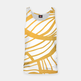 Miniatur Golden Summer Tank Top, Live Heroes