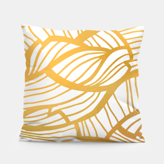 Miniatur Golden Summer Pillow, Live Heroes