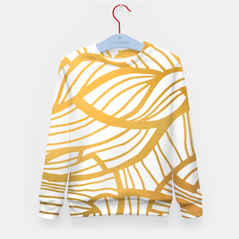 Thumbnail image of Golden Summer Kid's sweater, Live Heroes