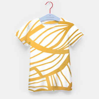 Thumbnail image of Golden Summer Kid's t-shirt, Live Heroes