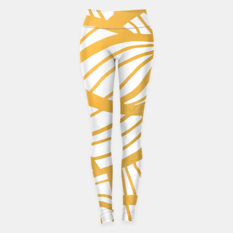 Miniatur Golden Summer Leggings, Live Heroes