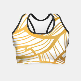Miniatur Golden Summer Crop Top, Live Heroes