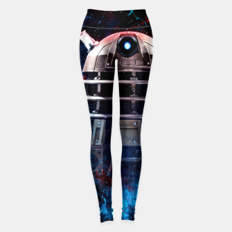 Thumbnail image of Galaxy Style 14 Leggings, Live Heroes
