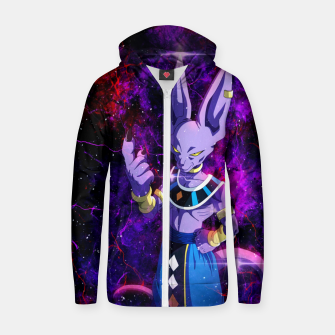 Thumbnail image of Galaxy Style 15 Sudadera con capucha y cremallera , Live Heroes