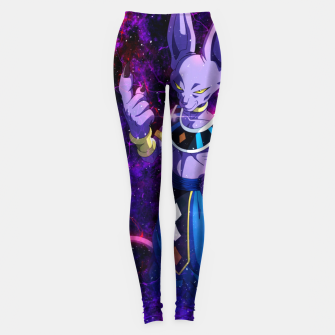 Thumbnail image of Galaxy Style 15 Leggings, Live Heroes
