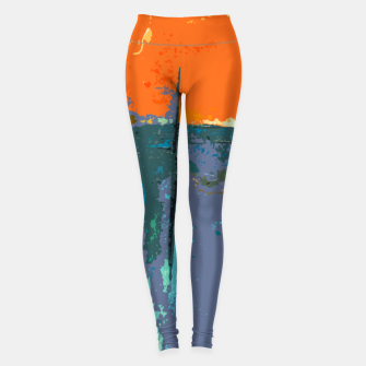 Miniaturka Shredder Patches Leggings, Live Heroes