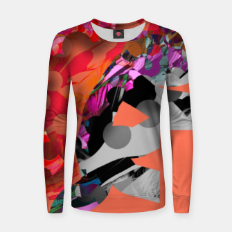 Thumbnail image of youplanone Women sweater, Live Heroes
