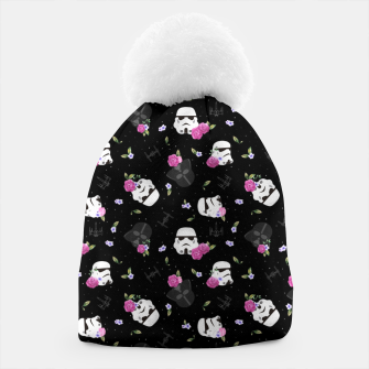 Thumbnail image of Floral Wars Beanie, Live Heroes