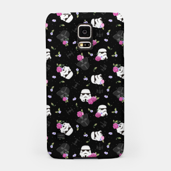 Thumbnail image of Floral Wars Samsung Case, Live Heroes