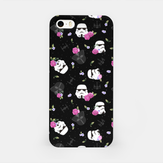 Miniatur Floral Wars iPhone Case, Live Heroes
