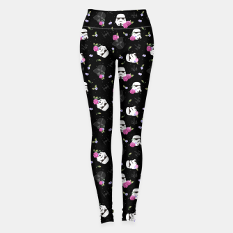 Thumbnail image of Floral Wars Leggings, Live Heroes