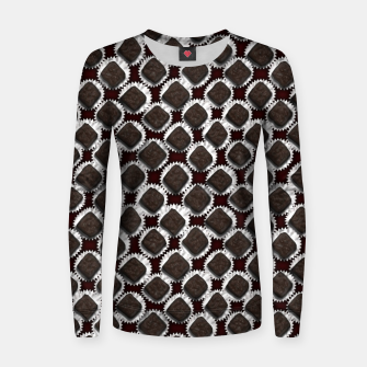 Thumbnail image of Box Of Chocolates Women sweater, Live Heroes