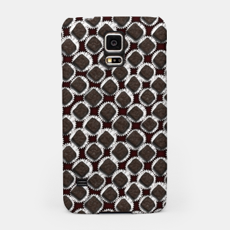 Thumbnail image of Box Of Chocolates Samsung Case, Live Heroes