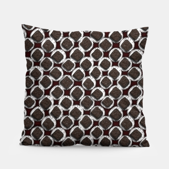 Thumbnail image of Box Of Chocolates Pillow, Live Heroes