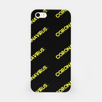 Thumbnail image of Coronavirus iPhone Case, Live Heroes