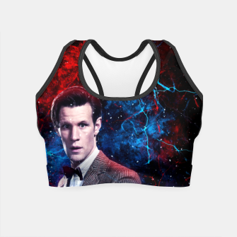 Thumbnail image of Galaxy Style 16 Crop Top, Live Heroes