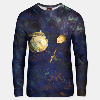 Thumbnail image of A gift for our children Unisex sweater, Live Heroes