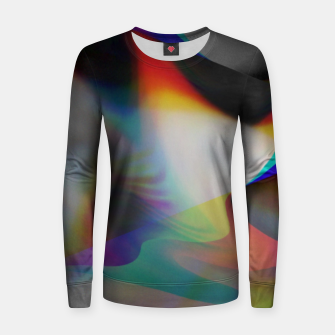 Thumbnail image of flow Women sweater, Live Heroes