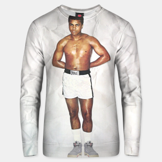 Thumbnail image of Air Ali Unisex sweater, Live Heroes