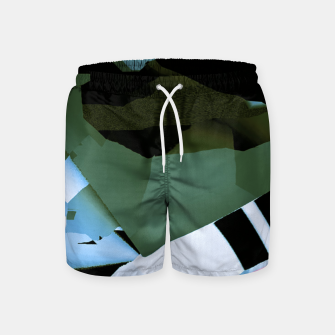 Thumbnail image of Going into Swim Shorts, Live Heroes