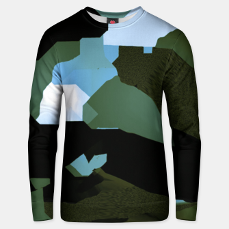 Thumbnail image of Going into Unisex sweater, Live Heroes