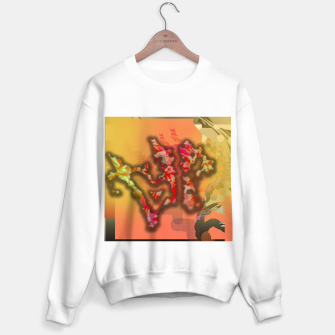 Thumbnail image of china my love  Sweater regular, Live Heroes