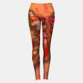 Thumbnail image of china my love  Leggings, Live Heroes