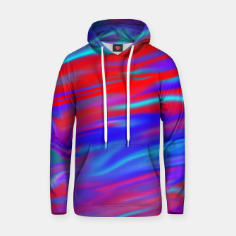 Thumbnail image of Blendy Red Blue Hoodie, Live Heroes