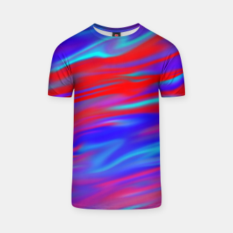 Thumbnail image of Blendy Red Blue T-shirt, Live Heroes