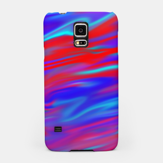 Thumbnail image of Blendy Red Blue Samsung Case, Live Heroes