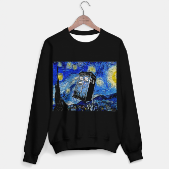 Thumbnail image of Van in Time Sudadera regular, Live Heroes
