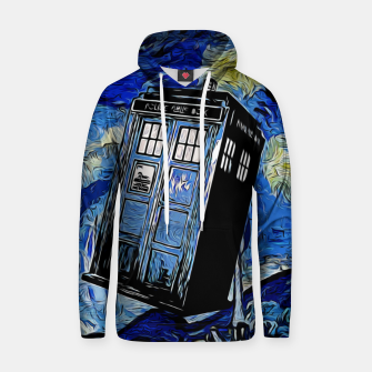 Thumbnail image of Van in Time Sudadera con capucha, Live Heroes
