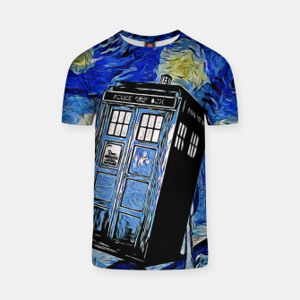 Thumbnail image of Van in Time Camiseta, Live Heroes