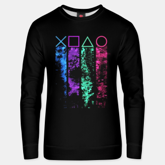 Thumbnail image of The Player Sudadera unisex, Live Heroes