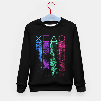 Thumbnail image of The Player Sudadera para niños, Live Heroes