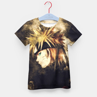 Thumbnail image of Fire Sentiment Camiseta para niños, Live Heroes
