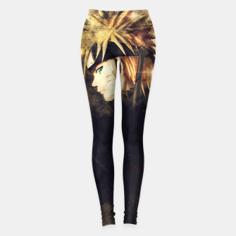 Thumbnail image of Fire Sentiment Leggings, Live Heroes