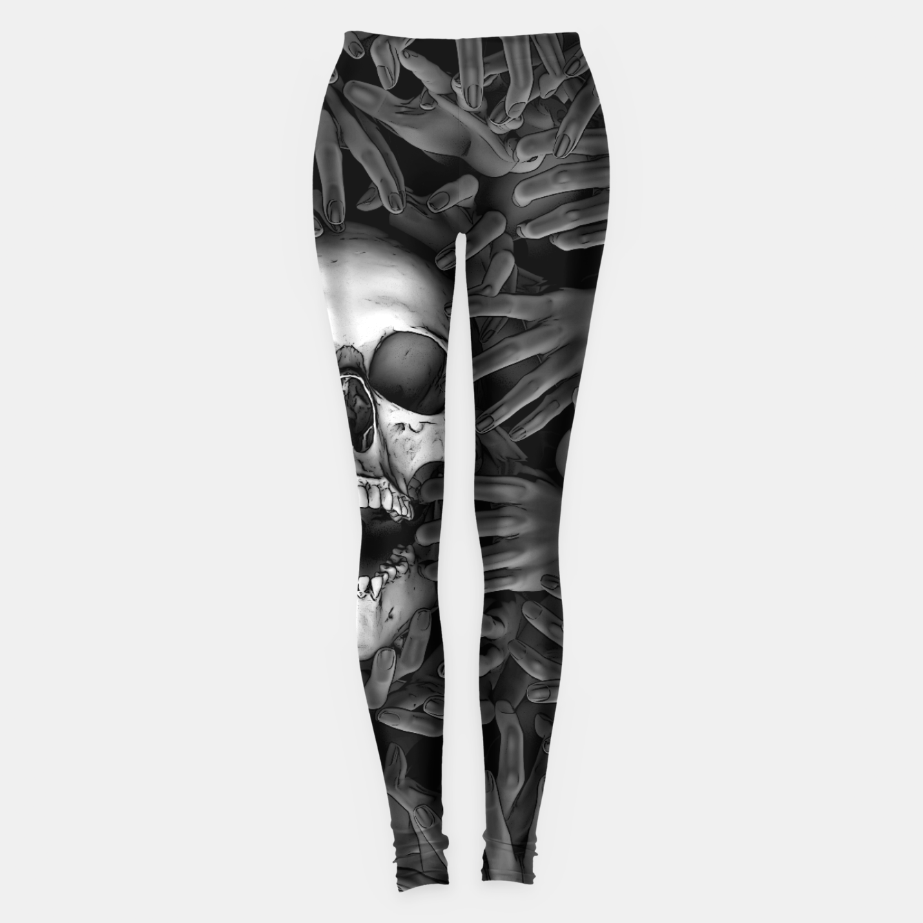 Image of Hell Reclaims It's Own Leggings - Live Heroes