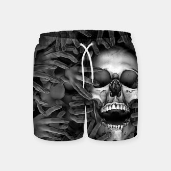 Thumbnail image of Hell Reclaims It's Own Swim Shorts, Live Heroes