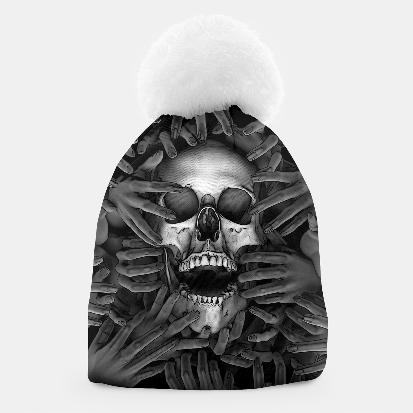 Image of Hell Reclaims It's Own Beanie - Live Heroes
