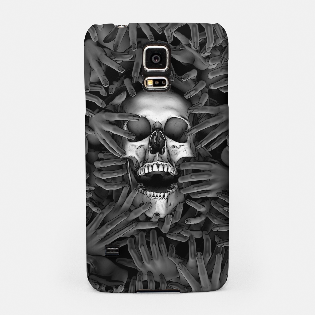Image of Hell Reclaims It's Own Samsung Case - Live Heroes