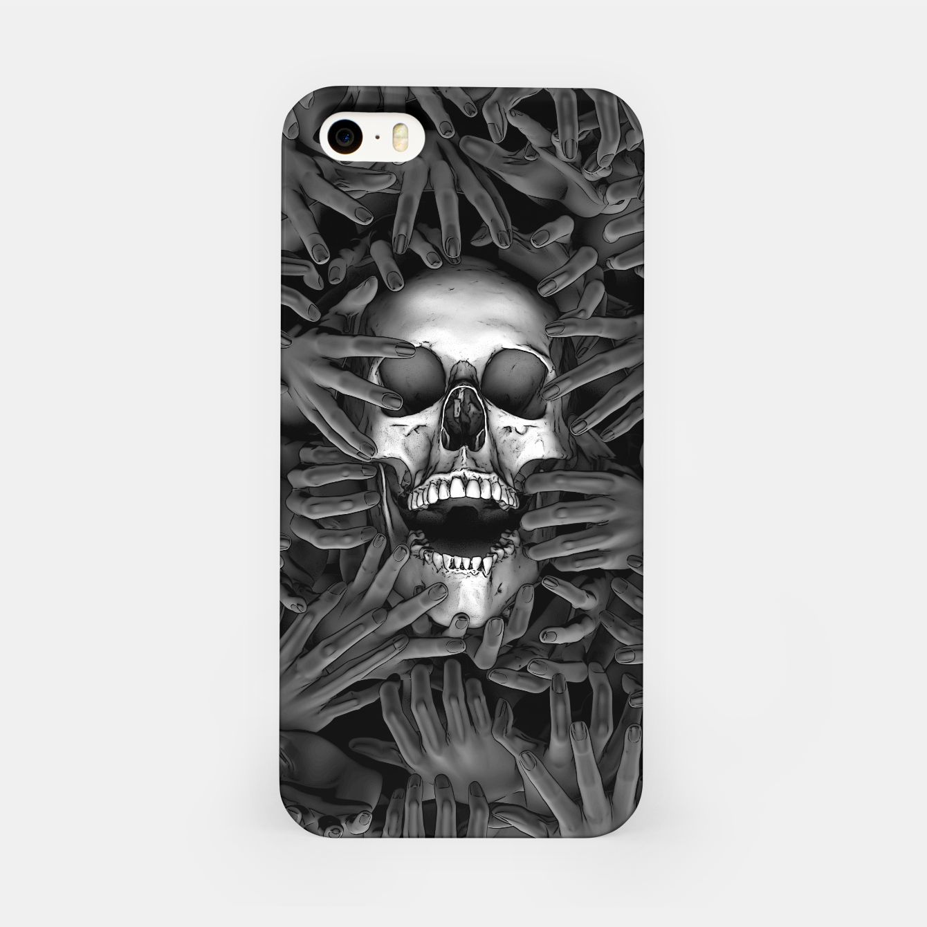 Image of Hell Reclaims It's Own iPhone Case - Live Heroes