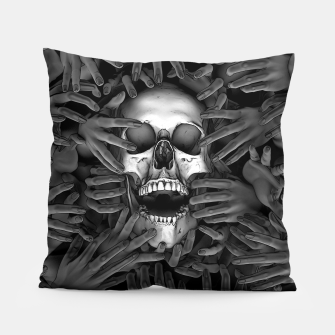 Hell Reclaims It's Own Pillow thumbnail image