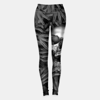 Thumbnail image of Hell Reclaims It's Own Leggings, Live Heroes