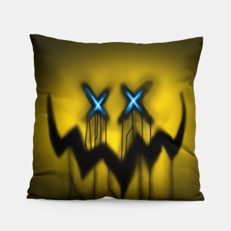 "Thumbnail image of Crossaiz's ""Respawn"" LIMITED EDITION Pillow, Live Heroes"