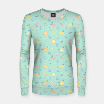 Oceana Fruity Bonfire Women sweater thumbnail image